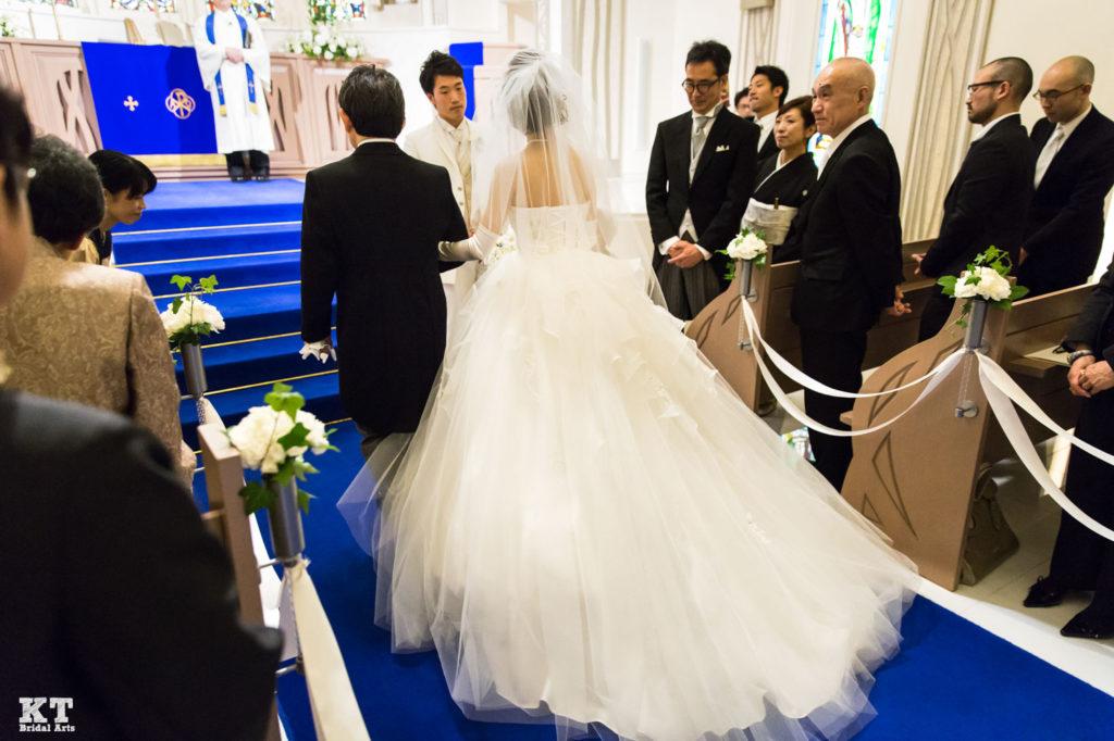 結婚式カメラマン髙栁豪志/アニヴェルセルみなとみらい