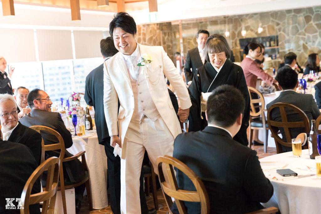 【撮影レポ2】シェラトン・グランデ・東京ベイ4〈披露宴・前編〉