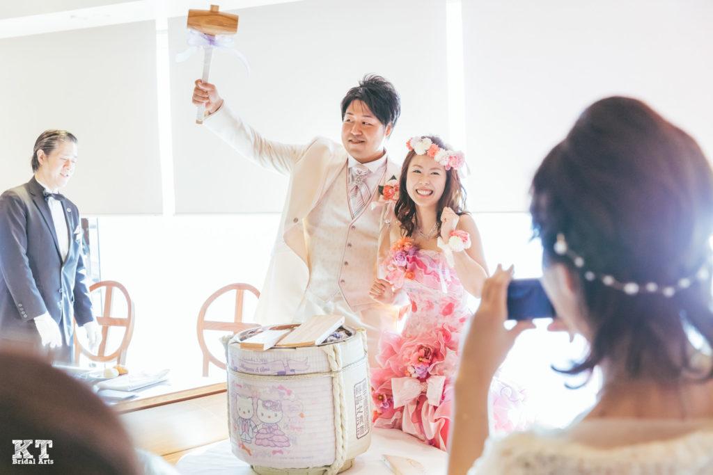 【撮影レポ2】シェラトン・グランデ・東京ベイ5〈披露宴・後編〉